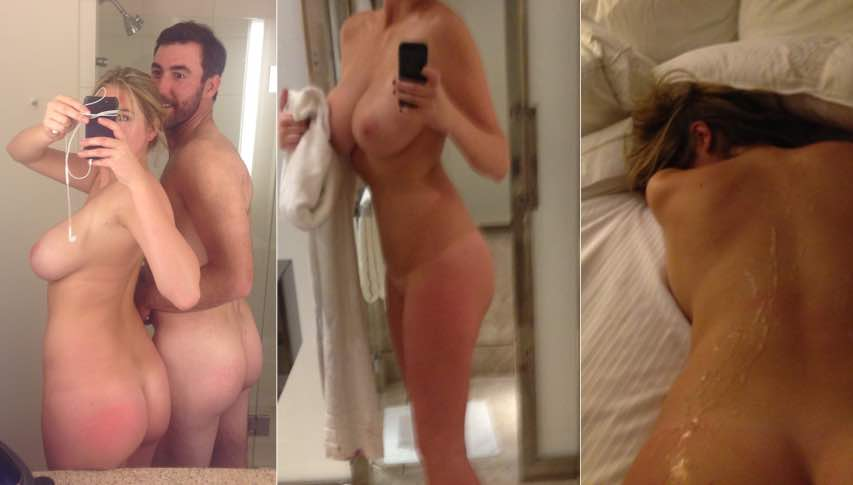 FULL VIDEO: Kate Upton Sex Tape And Nudes Leaked!