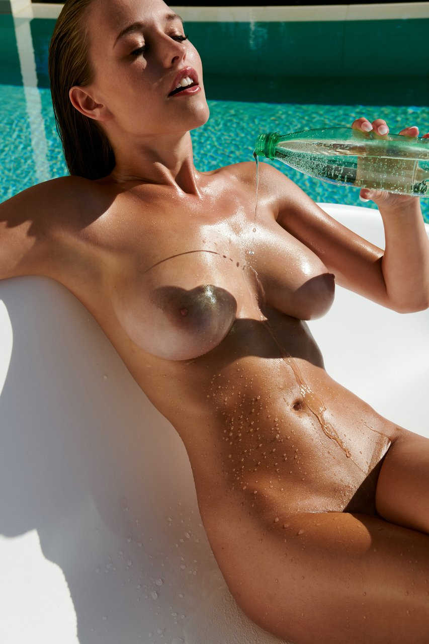 Laura Müller Nude in Playboy